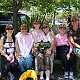 Team RaRa, Avon Walk